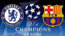 Фифа 11 Челси и Барселона 10 матч(Реванш)