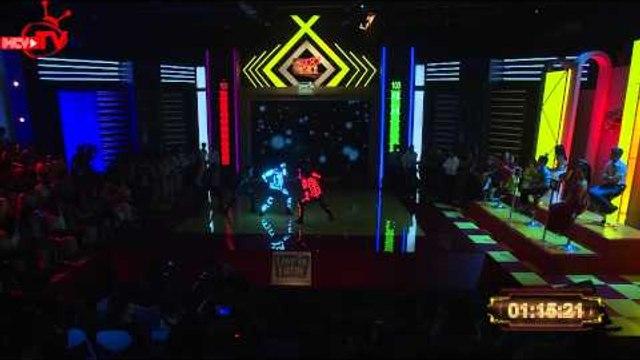 Nhảy hiện đại kết hợp ánh sáng khiến sao Việt thán phục!
