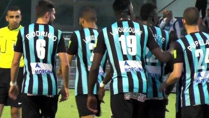 Chambly bat Fréjus-Saint-Raphaël 3-2