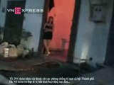 Gái Dâm phố đèn đỏ ở Hà Nội đêm 29/6 - Vietnam red light district