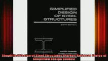 DOWNLOAD FREE Ebooks  Simplified Design of Steel Structures ParkerAmbrose Series of Simplified Design Guides Full EBook