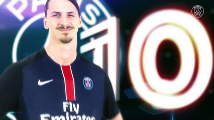 PSG faz belo vídeo de despedida para Ibrahimovic