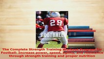 PDF] The Complete Strength Training Workout Program for Baseball