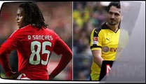 Bayern Munich sign Dortmund's Mats Hummels and Benfica's Renato Sanches