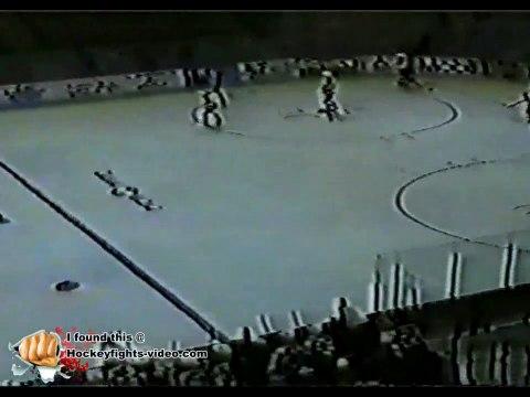 CAMP Aaron Downey vs Scott Parker Boston Bruins vs New Jersey Devils 9697 NHL