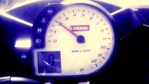 Derbi GPR 70cc tuned 0-60 Mph