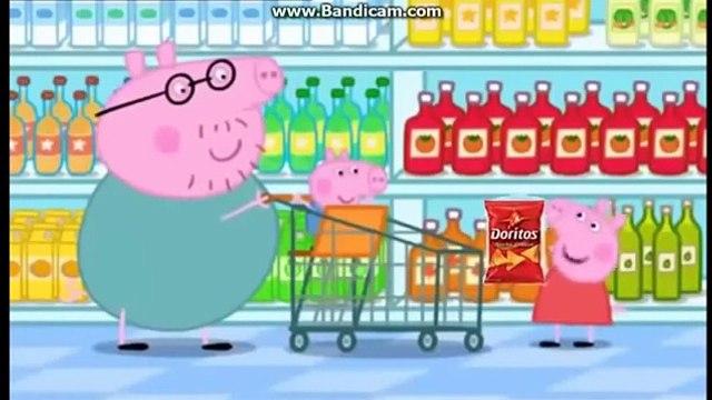 MLG peppa pig-shopping REACTION!