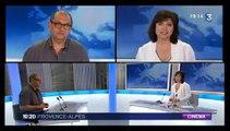 France 3 Provence Alpes 19/20 06/06/12 Cassos