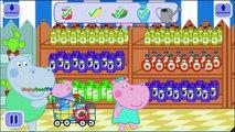 Peppa Pig en Español en el supermercado 2 | Juegos Para Niños | Juegos Peppa Pig VickyCoolTV