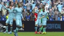 Premier League Predictions Manchester City v Manchester Utd | EA Sports FIFA 15