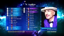 2016 Eurovision Song Contest · Voting Simulation (Part 3⁄5) (Jury Voting)