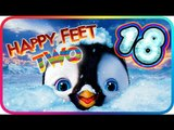 Happy Feet Two Walkthrough Part 18 (PS3, X360, Wii) ♫ Movie Game ♪ Level 45 - 46