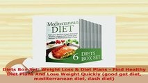 PDF  Diets Box Set Weight Loss  Diet Plans  Find Healthy Diet Plans And Lose Weight Quickly Read Full Ebook