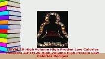 Download  IIFYM 20 High Volume High Protien Low Calories Recipes IIFYM 20 High Volume High Protein PDF Online