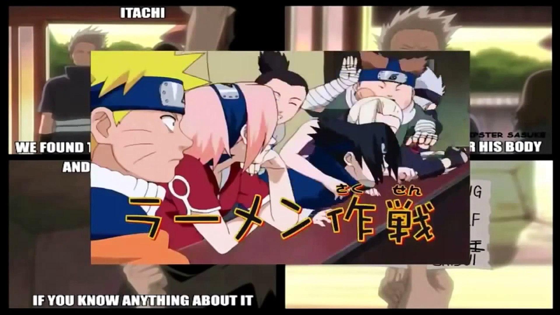 Naruto Shippuden: Omake 29 English Dubbed