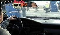 Audi 200 Quattro Turbo OnBoard Vs. Audi UR Turbo Quattro