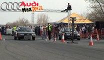 Audi 200 Quattro Turbo Vs. Ford Fiesta RS Turbo