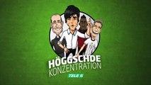 """Die Fußball-Comedy """"Höggschde Konzentration"""". Ab 01. Juni, immer montags, mittwochs und freitags um"""