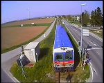 Epic WIN..... and FAIL!!! Funny FPV RC Helicopter Crash Accident Landing On Train Heli Stunts Camera