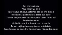MHD – Interlude Trap // audio officiel // paroles lyrics (album MHD) 2016