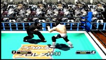 Virtual Pro Wrestling 64 - Virtual Pro Wrestling 64 Rey Msyterio vs Great Sasuke - 2016-04-08 15-36-10