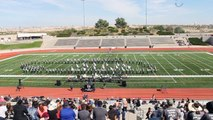 J. M. Hanks Silver Knight Marching band UIL Region 22 Marching Contest