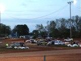 Chris Foster 26 super stock heat race 4-12-08 I-30 Speedway