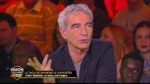 Estelle Denis reprend Ophélie Meunier sur Raymond Domenech dans Le Tube