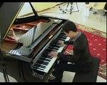 Tomislav Čizmar(13): F.Chopin: Etude in Ges major op.25,no.9