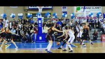 Playoffs LFB 2016 - Mini movie finale retour Lattes Montpellier - Bourges