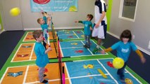 2015 04 17 14 - Le Petit Tennis - Garderie Le Petit Sport Montreal - Video 2