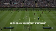 FIFA 14 Tutorial  Most Effective Skill Moves (Xbox One PS4 Xbox 360 PS3)