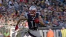 #87 - Julian Edelman (WR, Patriots) Top 100 NFL Players of 2016