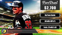 FanDuel Picks - MLB Daily Fantasy Baseball Picks 5-9-16.