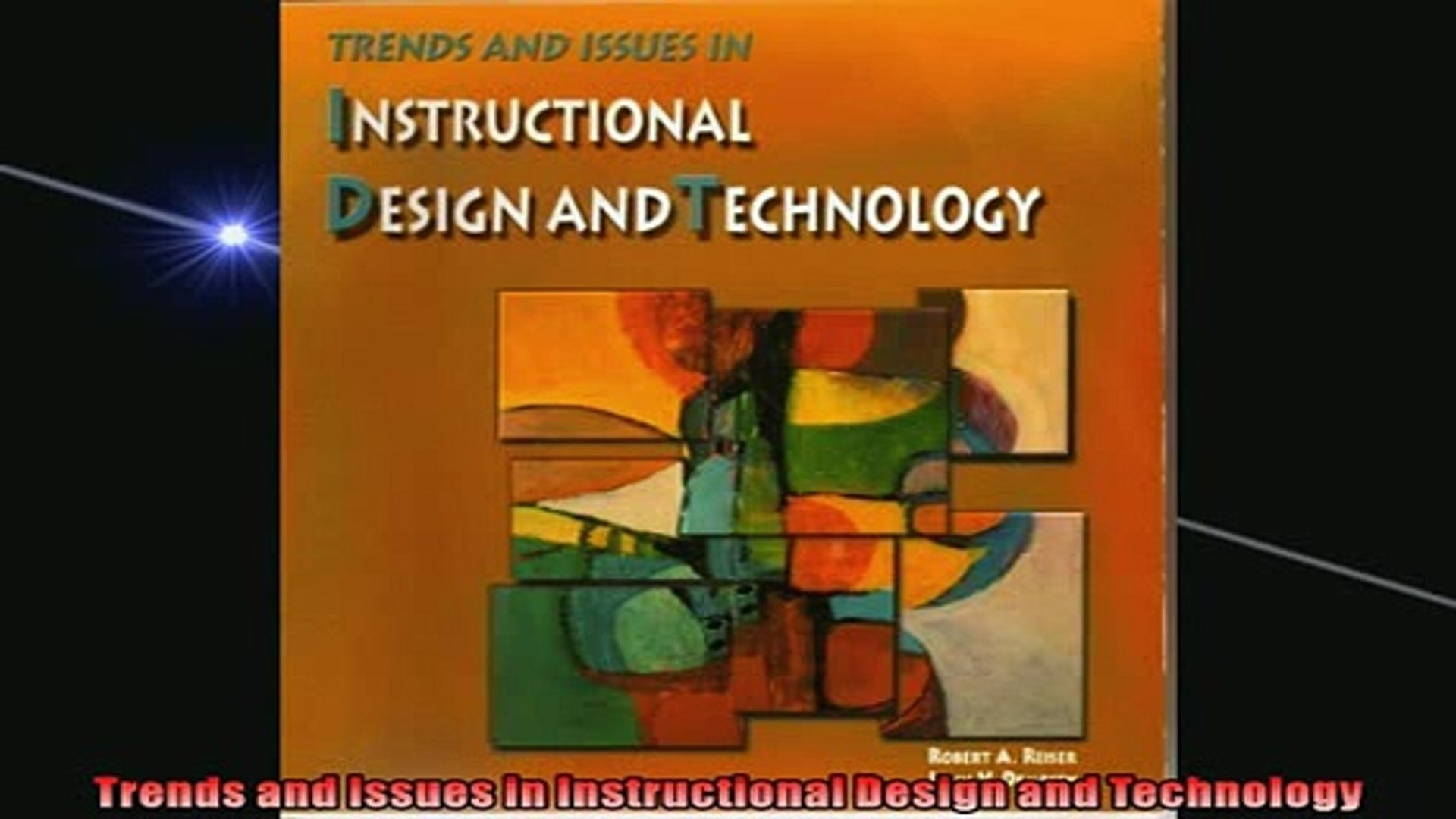 Read Book Trends And Issues In Instructional Design And Technology Free Boook Online Video Dailymotion