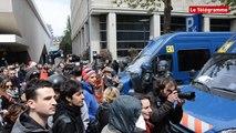 Rennes. Les images de la manifestation contre les violences policières