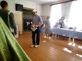 15 секунд из жизни УИК №2 г. Касимов, вброс 22.07.2012