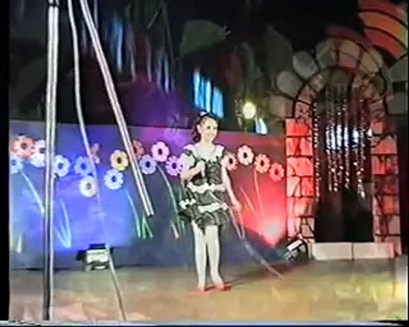 Республиканский конкурс Премьер парад 95 Гаврис Светлана 2 место 09 04 95 г Чебоксары