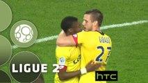 FC Sochaux-Montbéliard - Clermont Foot (2-0)  - Résumé - (FCSM-CF63) / 2015-16