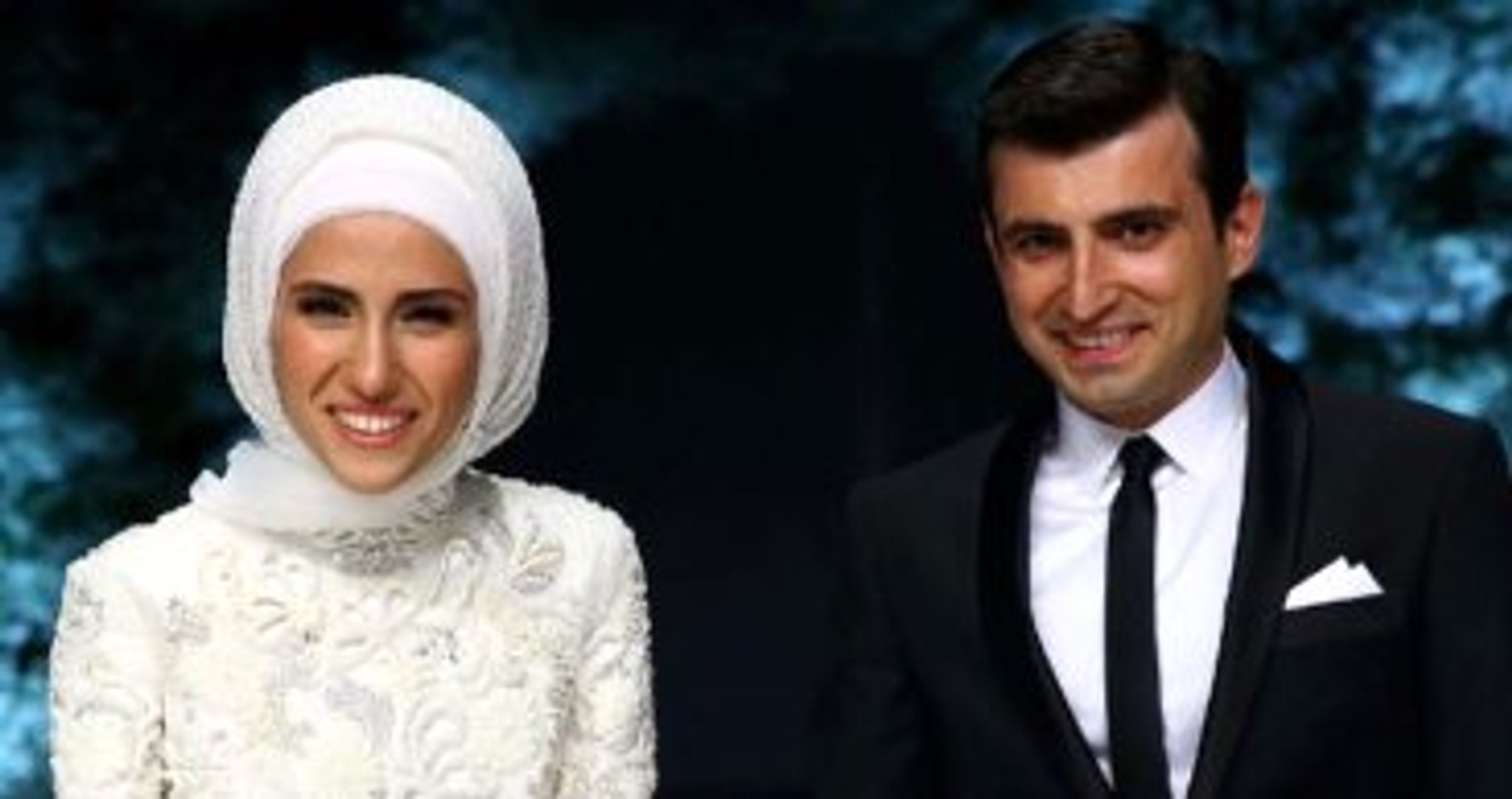 Sümeyye Erdoğan ve Selçuk Bayraktar Nikahının Tüm Detayları ...