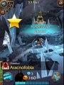 Lara croft relic run : Lara VS ice spider - part 3