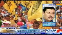 """El discurso de Nicolás Maduro """"no hace más que poner peor la situación de su gobierno"""": Diputado Simón Calzadilla"""