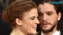 How did Game of Thrones' Kit Harington and Rose Leslie Fall in Love?