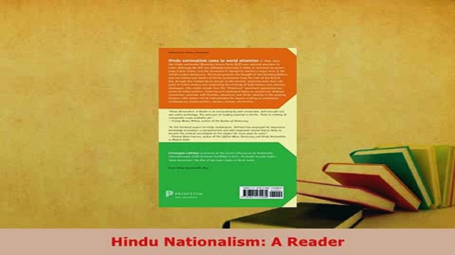PART 2. The Making and Reshaping of Hindu Nationalist Ideology