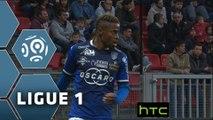 But François KAMANO (21ème) / Stade Rennais FC - SC Bastia - (1-2) - (SRFC-SCB) / 2015-16