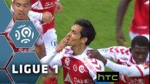 But Aissa MANDI (14ème) / Stade de Reims - Olympique Lyonnais - (4-1) - (REIMS-OL) / 2015-16