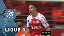 But Diego RIGONATO (34ème) / Stade de Reims - Olympique Lyonnais - (4-1) - (REIMS-OL) / 2015-16
