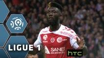 But Grejohn KYEI (56ème pen) / Stade de Reims - Olympique Lyonnais - (4-1) - (REIMS-OL) / 2015-16