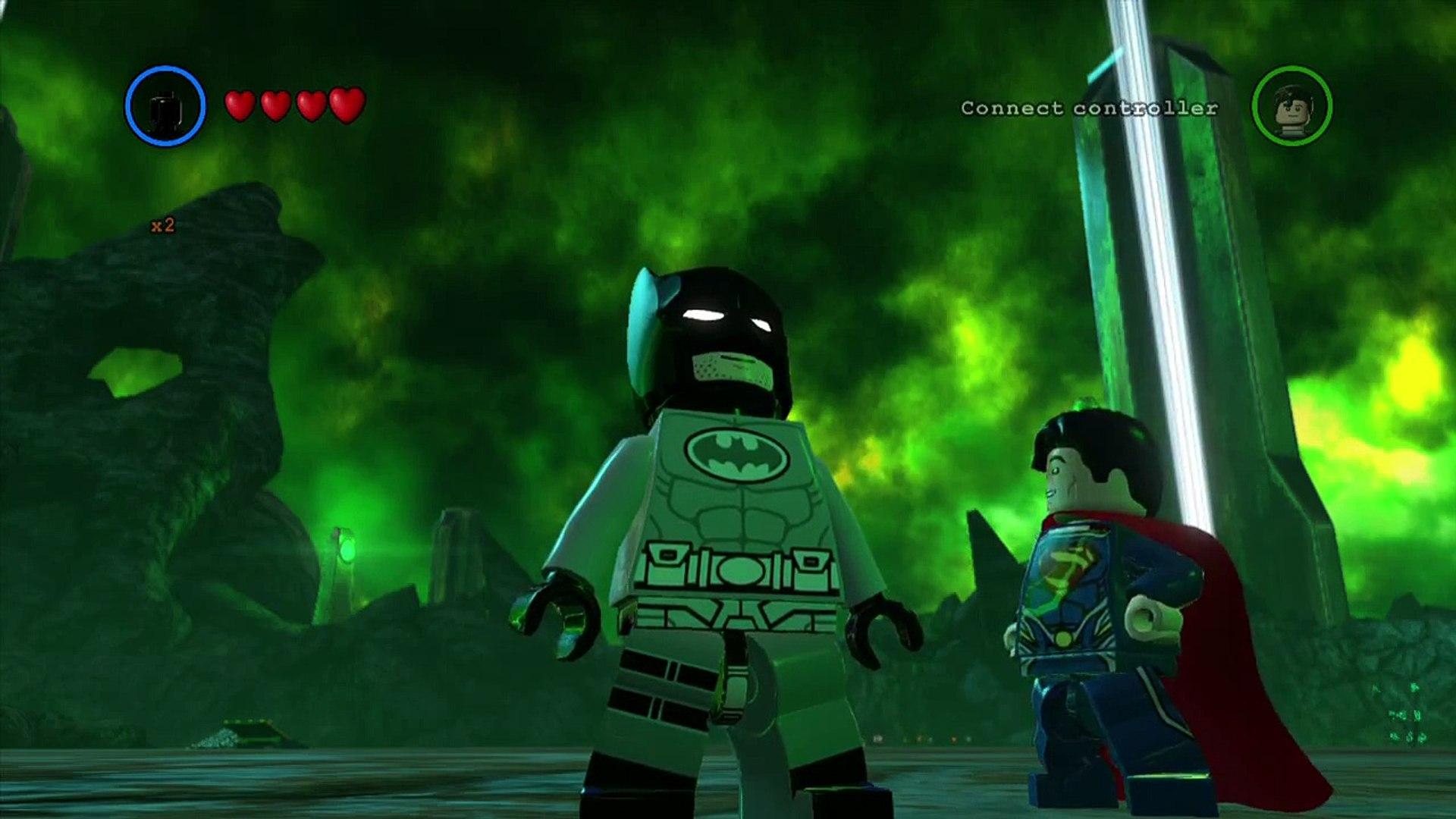 Lego Batman 3 Beyond Gotham Ben Affleck Batman Batman Vs Superman Custom Character Gameplay Video Dailymotion