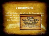 #23. Isaiah Chapter 25 King James Version KJV N2 – Free Audio Video Bible (AV Bible) Read Along